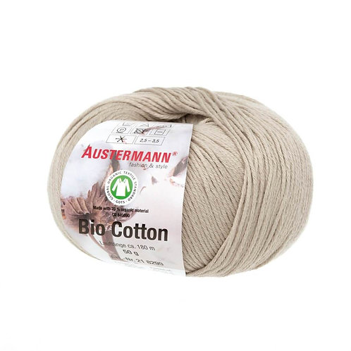 Austermann Bio Cotton 05 leinen