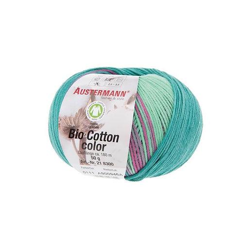Austermann Bio Cotton Color 111 Lagune