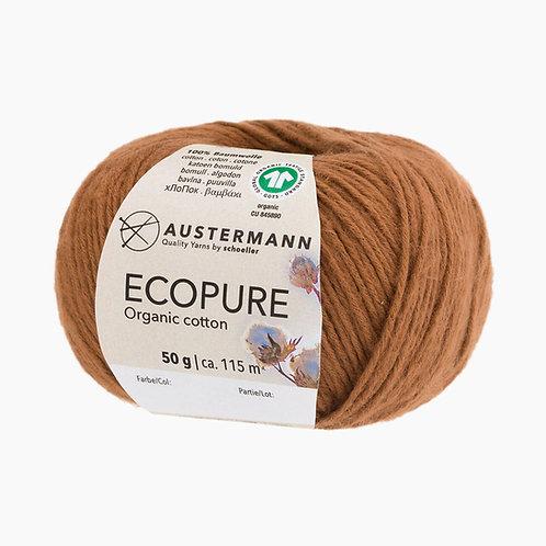 Austermann Ecopure GOTS 06 zimt