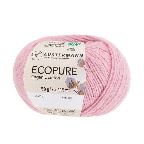 Austermann Ecopure GOTS 17 rosa