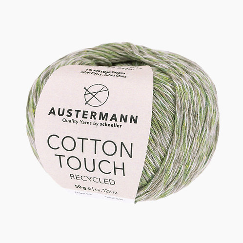 Austermann Cotton Touch Recycled 18 schilf