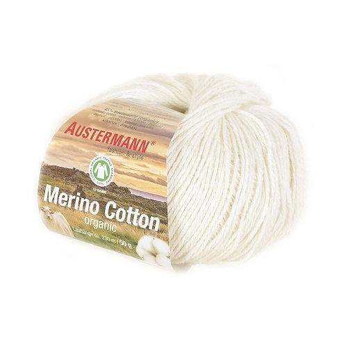 Austermann Merino Cotton 001 natur
