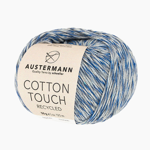 Austermann Cotton Touch Recycled 15 himmel