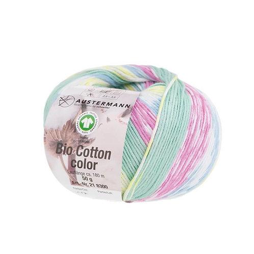 Austermann Bio Cotton Color 117 Pastell