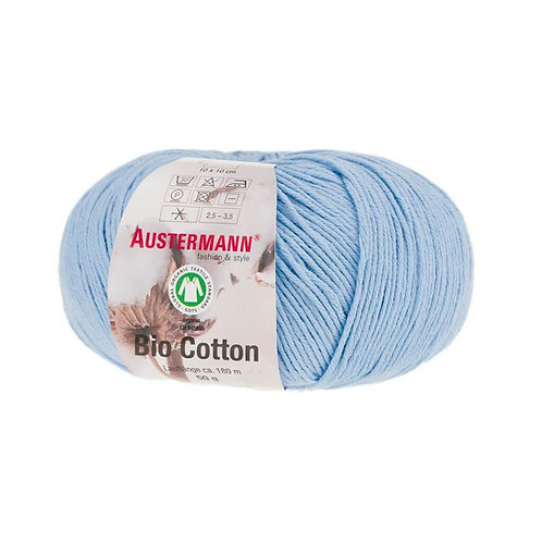 Austermann Bio Cotton 26 hellblau
