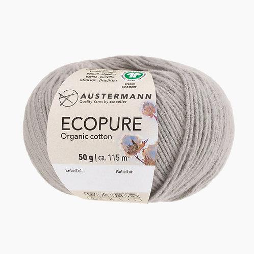 Austermann Ecopure GOTS 20 silber