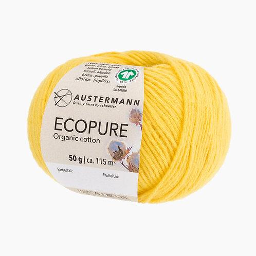 Austermann Ecopure GOTS 14 gelb