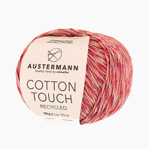 Austermann Cotton Touch Recycled 20 paprika