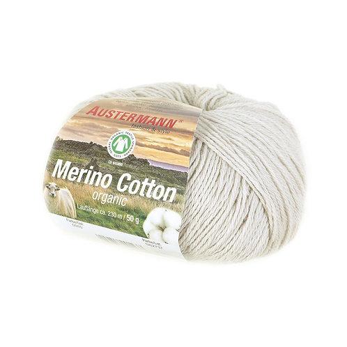 Austermann Merino Cotton 010 sand