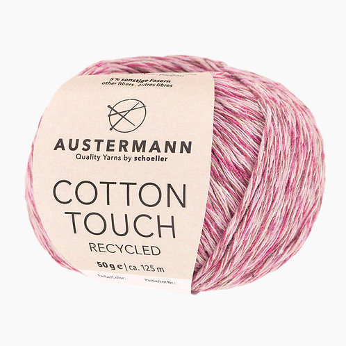 Austermann Cotton Touch Recycled 21 magnolie