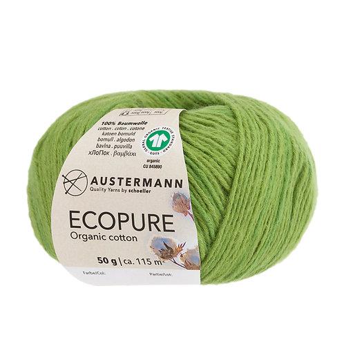 Austermann Ecopure GOTS 09 grün
