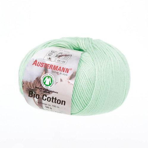 Austermann Bio Cotton 08 mint