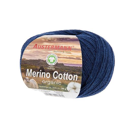 Austermann Merino Cotton 022 indigo