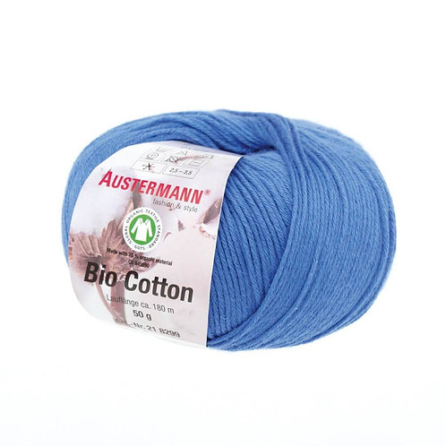 Austermann Bio Cotton 20 azur