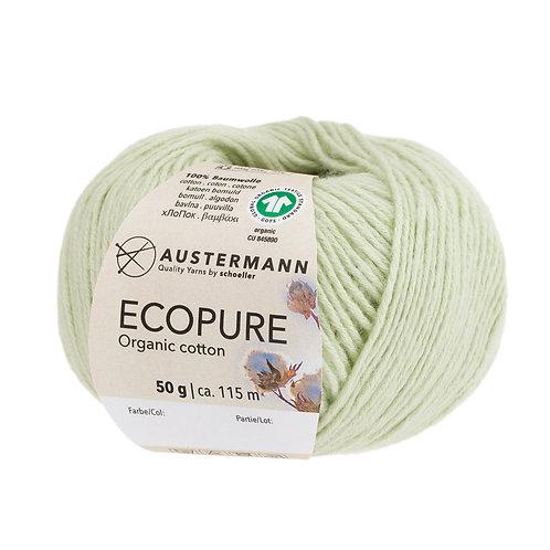 Austermann Ecopure GOTS 10 pistazie