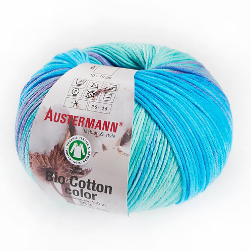 Austermann Bio Cotton Color 103 Pool