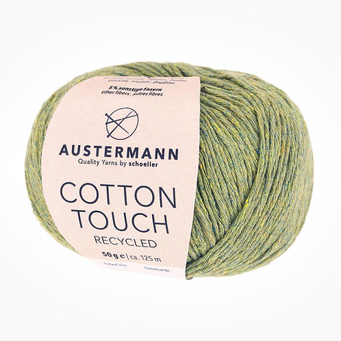 Austermann Cotton Touch Recycled 08 avocado
