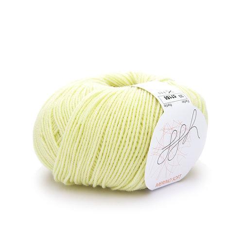 ggh Merino Soft 033 Pastellgelb
