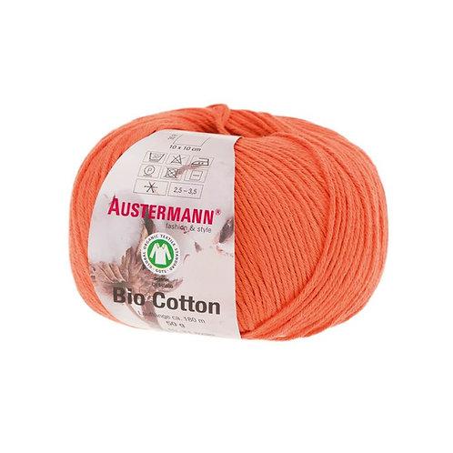 Austermann Bio Cotton 22 mandarine