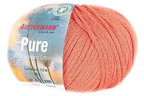 Austermann Pure GOTS 12 mandarine