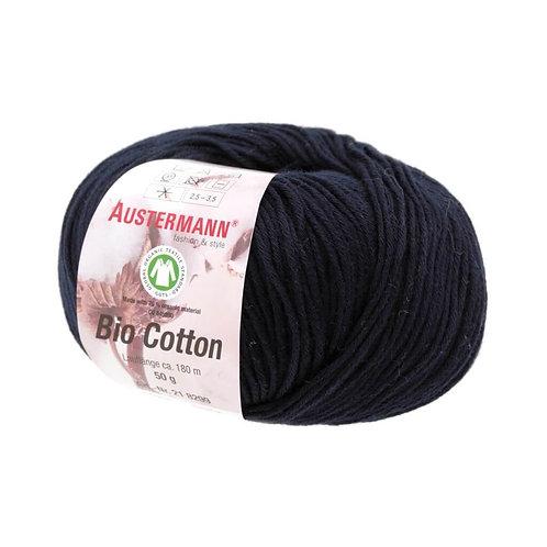 Austermann Bio Cotton 02 schwarz