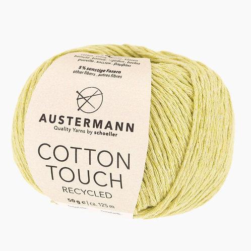 Austermann Cotton Touch Recycled 07 lemon