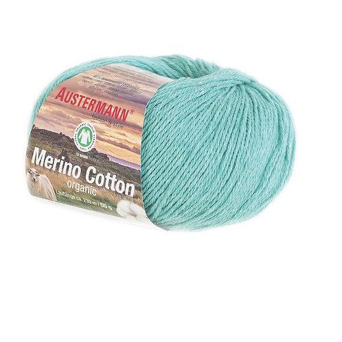 Austermann Merino Cotton 013 türkis