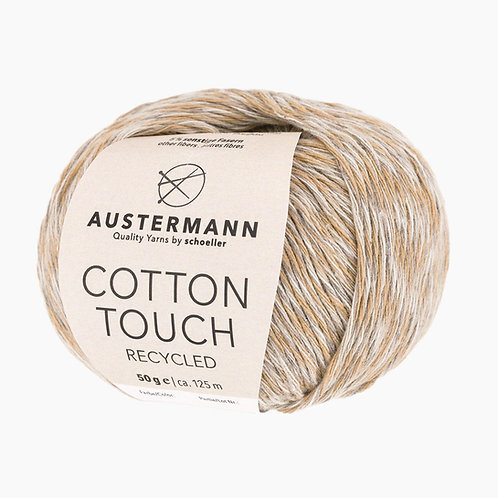 Austermann Cotton Touch Recycled 19 bambus