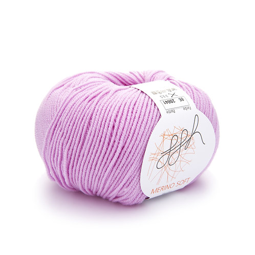 ggh Merino Soft 086 Rosa
