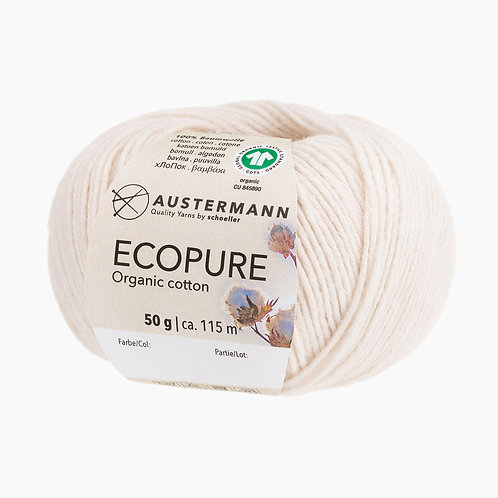 Austermann Ecopure GOTS 01 natur