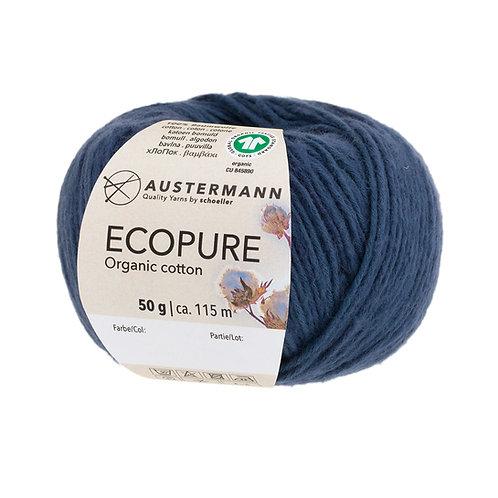 Austermann Ecopure GOTS 04 navy