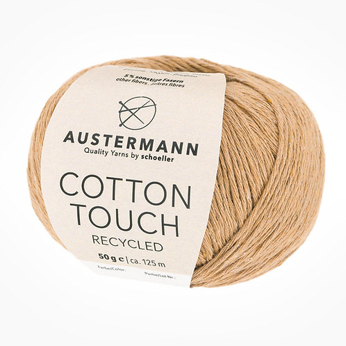 Austermann Cotton Touch Recycled 06 ingwer
