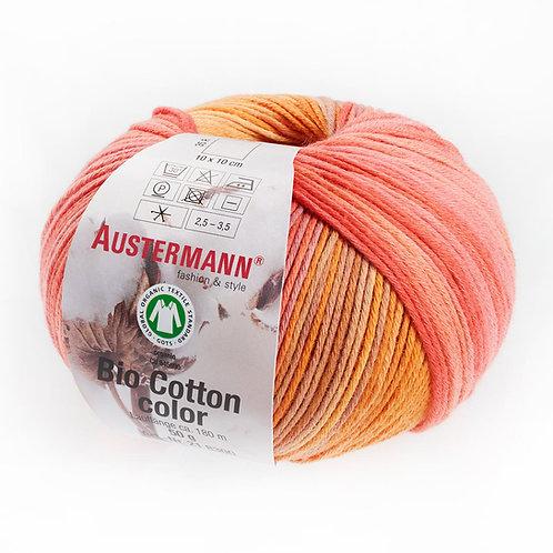Austermann Bio Cotton Color 106 Papaya