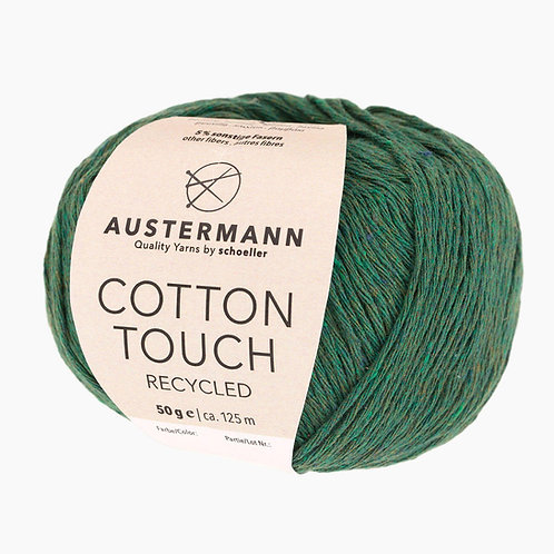 Austermann Cotton Touch Recycled 09 grün