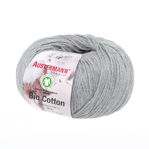 Austermann Bio Cotton 07 graumeliert
