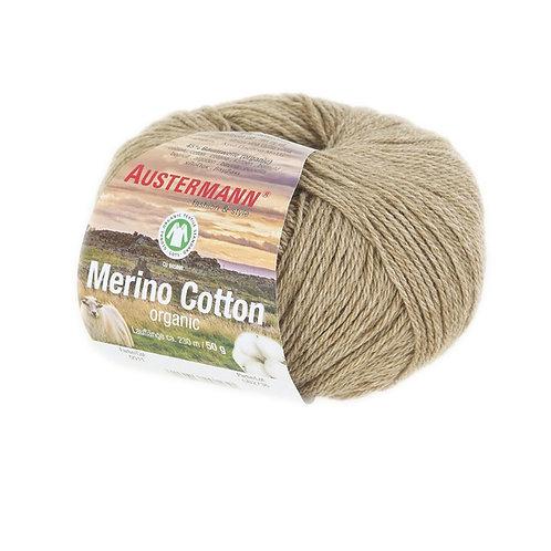 Austermann Merino Cotton 011 muskat