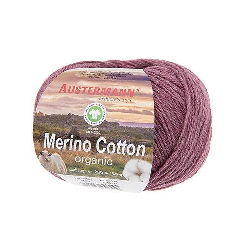 Austermann Merino Cotton 020 beere