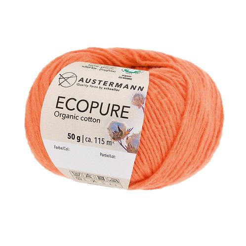 Austermann Ecopure GOTS 15 orange