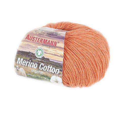 Austermann Merino Cotton 008 orange