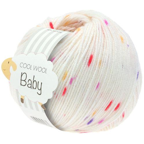 Cool Wool Baby Print Punto 25g