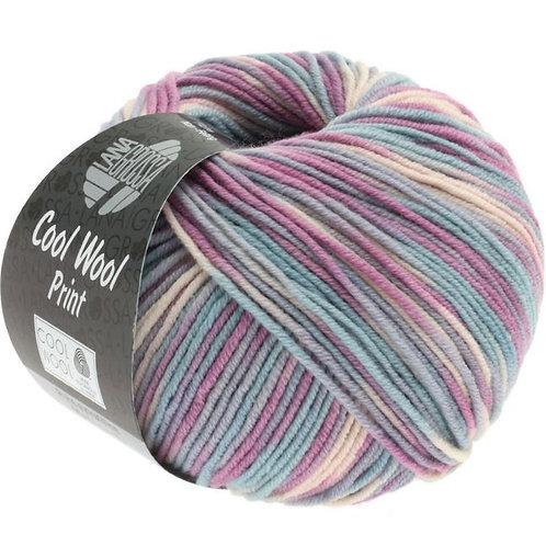 Lana Grossa Cool Wool Print