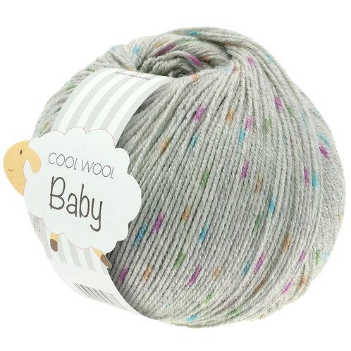 Cool Wool Baby Print Punto 50g