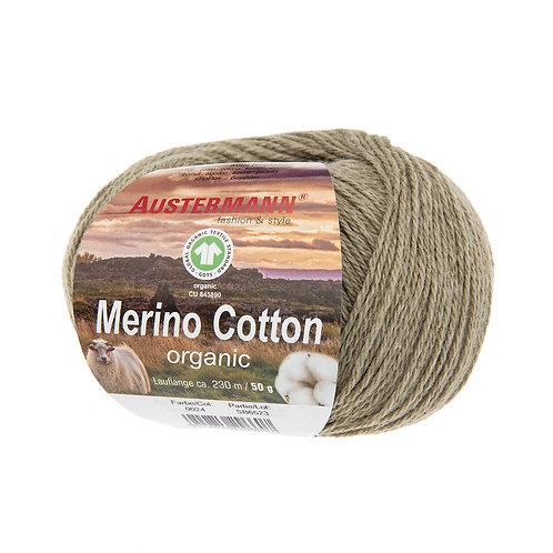 Austermann Merino Cotton 024 oliv
