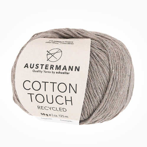 Austermann Cotton Touch Recycled 05 hanf