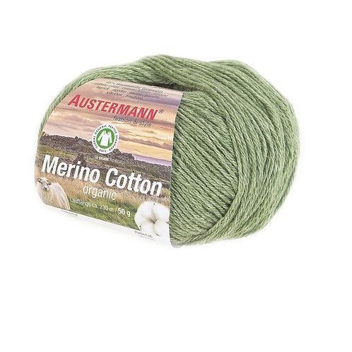 Austermann Merino Cotton 012 grün