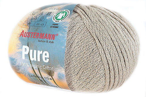 Austermann Pure GOTS 07 leinen