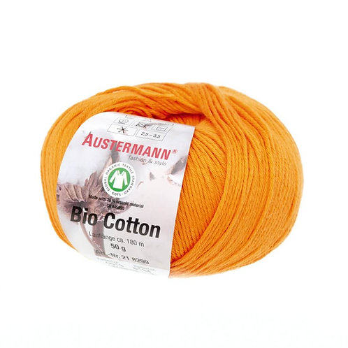 Austermann Bio Cotton 13 orange