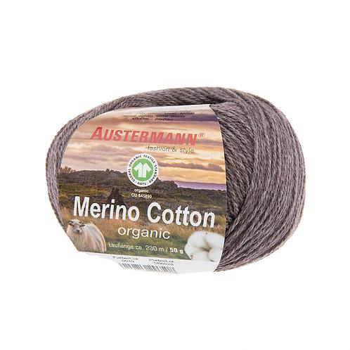Austermann Merino Cotton 019 kakao