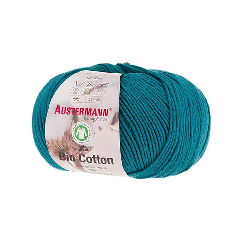Austermann Bio Cotton 24 petrol