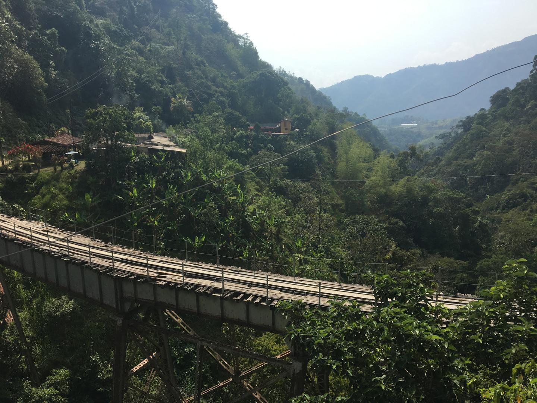old bridge at viaductor
